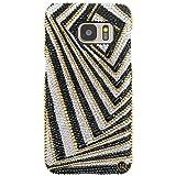 Uunique Millionär Infinity Schutzhülle für Samsung Galaxy S7–schwarz/gold/silber