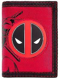 Marvel Chibi Deadpool Sucker Darts Weiß Portemonnaie Geldbörse