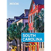 Moon South Carolina (Moon Handbooks) (English Edition)