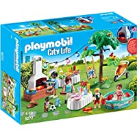 Playmobil - Famille et Barbecue Estival, 9272