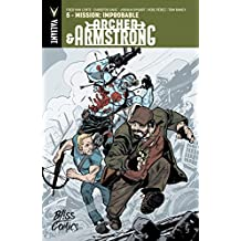 Archer & Armstrong Vol. 5: Mission : Improbable