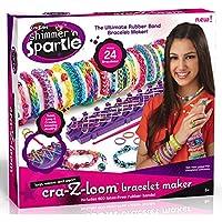 Characte Building Cra-Z-Loom - Juego para fabricar tus propias pulseras