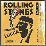 THE ROLLING STONES LIVE IN LUCCA ITALY 2017 No Filter Tour limited edition 2CD set in cardbox