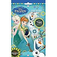 Disney Frozen Fever Pack of over 700 Stickers