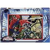 Spiderman - La lucha contra el mal, puzzle de 200 piezas XXL (Ravensburger 12711 5)