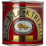 Lyle's Melaza Negra - 454 gr - [Pack de 4]