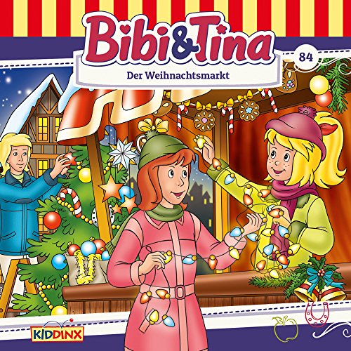 Bibi und Tina (84) Weihnachtsmarkt - Kiddinx 2016