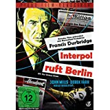 Francis Durbridge: Interpol ruft Berlin (The Vicious Circle) - Atemberaubender Kriminalfilm