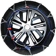 Cora 000142711Cadenas de nieve para coche Slim Grip 7mm, grupo 11