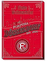 Fortuna Düsseldorf Calendrier de Noël calendrier de l'avent