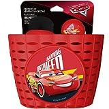 Disney, Set mand/drinkfles 380 ml/metalen bel - Het geheim van Arendelle Cars 3 accessoires voor meisjes, rood, universeel