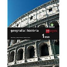 Geografia i història. 1 ESO. Saba - 9788467578645