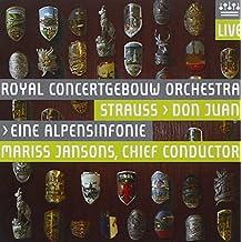 Strauss: Don Juan; Eine Alpensinfonie [Hybrid SACD]