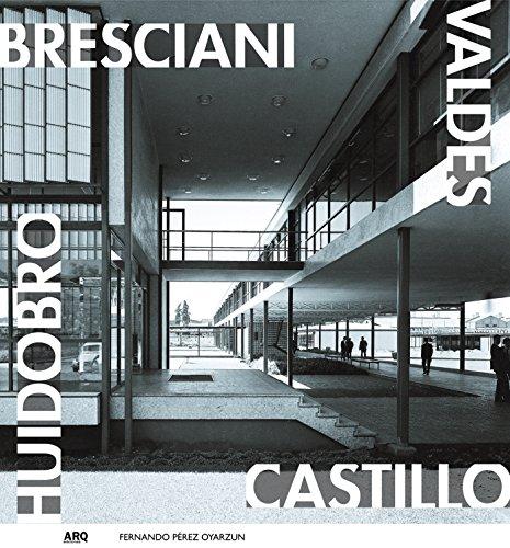 Descargar Libro Libro Bresciani Valdés Castillo Huidobro de Fernando Pérez