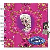 Frozen - Diario con candado (Factory 1067)