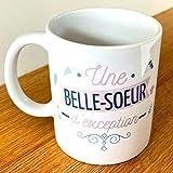 STC Tasse mug Une Belle-Soeur d'exception