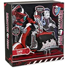 Monster High Y6273 - Accesorio Scooter Ghoulia Yelps