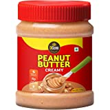 DiSano Peanut Butter, Creamy, 25% Protein with Vitamins & Minerals, 350g