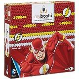 Noris-Spiele 606311366 - Myboshi Superhelden  - Flash, Häkel-set
