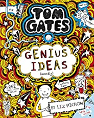 Tom Gates 4: Genius Ideas (mostly) (Tom Gates series)