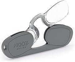 NOOZ - Occhiali da lettura misti senza astine - Sempre a portata di mano - Rettangolare 6 colori 5 diottrie