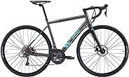 REID Unisex Adult XL Granite 2.0 All Road And Cyclocross Bike - Charcoal, 130 x 40 x 20