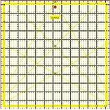 Quilting Patchwork Regla Craft cuadrado imperial–12.5x 12.5