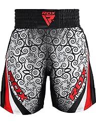 RDX Short d'Entraînement Grappling Kick Boxe Free Fight MMA UFC Cage Combat Arts Martiaux