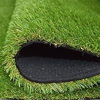 Campione prova il prato sintetico erba giardino artificiale 7mm 15mm 20mm 30mm 40mm 50mm selezione esempio