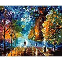 Cutogange, pintura al óleo pintada a mano en lino, decoración para el hogar, regalo único, GX1171