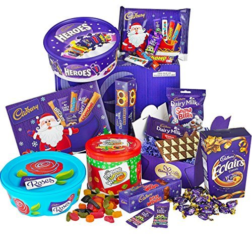 Cadbury Gifts Direct Christmas Team Hamper - Large by Cadbury Gifts Direct
