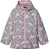 NAME IT Nkfmaxi Jacket Fall Flower Chaqueta calentadora para Niñas