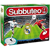 Eleven Force Subbuteo Real Madrid 40x28-6 años,, ...