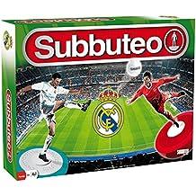 Subbuteo Playset Real Madrid 3ª Edición (2017/18)