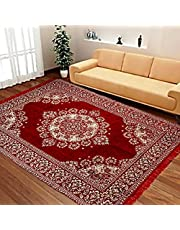 Braids Home Jacquard Weaved Pollycotton Bedroom/Living Room Rugs and Carpets -40