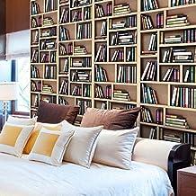 Tapete Bücherregal suchergebnis auf amazon de für fototapete bücherregal