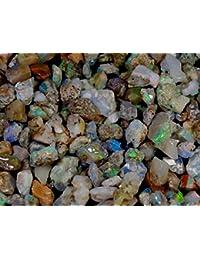 RADHEY KRISHNA GEMS 1001Cts. Natural Ethiopian Multi Color Opal Rough Wholesale Lot Gemstones