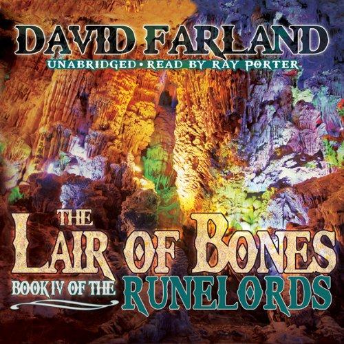 The Lair of Bones  Audiolibri