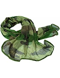 Combat Scrim Net Military Scarf Sorgo Tactical Netting French Army Face Veil CCE Camo