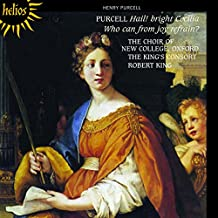 Hail! Bright Cecilia/Who Can from Joy Refrain