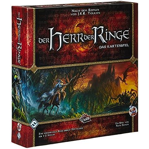 Heidelberger Spieleverlag HE339 - Juego de cartas de El Señor de los anillos para principiantes [Importado de Alemania]