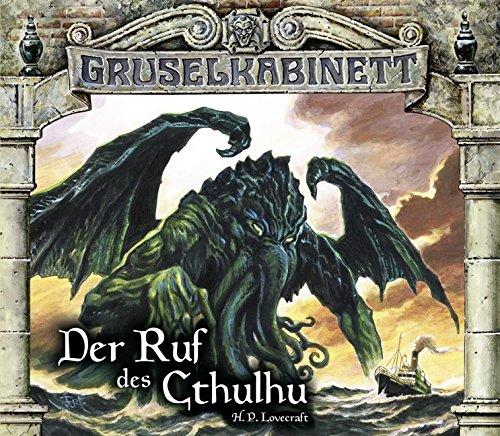 Gruselkabinett (115) Der Ruf des Cthulhu Teil 2 (H.P. Lovecraft) Titania Medien 2016