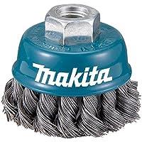 Makita D-24131 - Grata cónica ondulada de acero trenzado 75mm