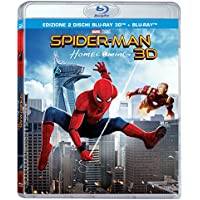 Spider-Man: Homecoming (Blu-Ray 3D + Blu-Ray);Spider-Man Homecoming