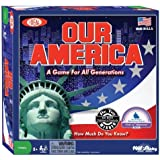POOF-Slinky - Ideal Our America Board Game, 0C1776 by Ideal