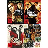 From Dusk Till Dawn - Uncut - Das Original + die TV-Serie Staffel 1 & 2 - 7 DVD Limited Edition incl. Postkarte