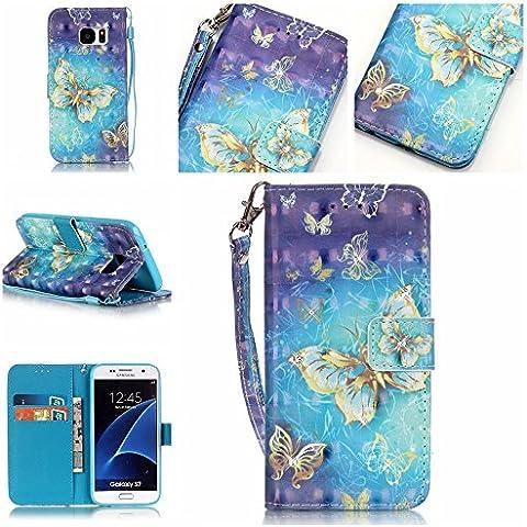 Cozy Hut Shinning Strass Diamante Custodia portafoglio / wallet / libro in pelle per Samsung (Sintetico Cassa Del Cuoio)