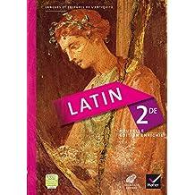 Latin 2de éd. 2014 - Manuel de l'élève