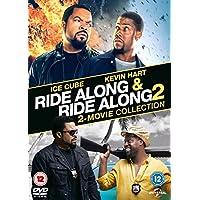 Ride Along 1 & 2 [DVD] [2015] UK-Import (Region 2), Sprache-Deutsch, Englisch.