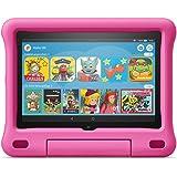 Fire HD 8 Kids-Tablet | Ab dem Vorschulalter | 8-Zoll-HD-Display, 32 GB, pinke kindgerechte Hülle